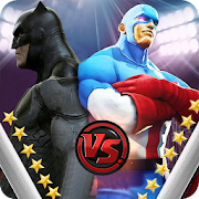 Game Superstar wrestling superhero World Championship APK for Windows Phone