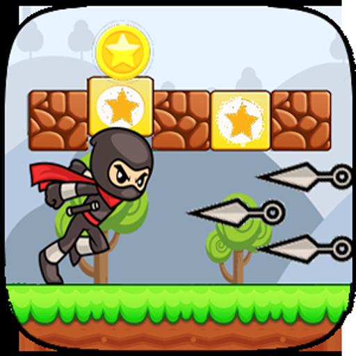 dead ninja adventure run