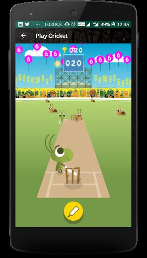 Live Cricket Score 2018 - schedule & Cricket NEWS 5.1 screenshots 1