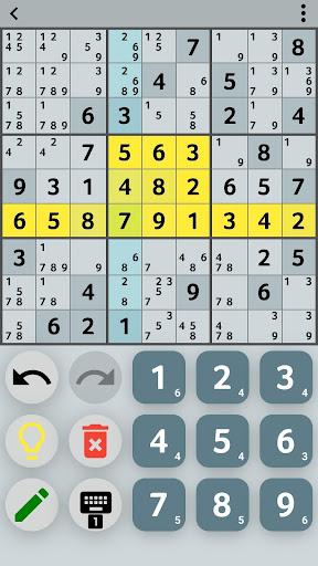Sudoku Free screenshots 7