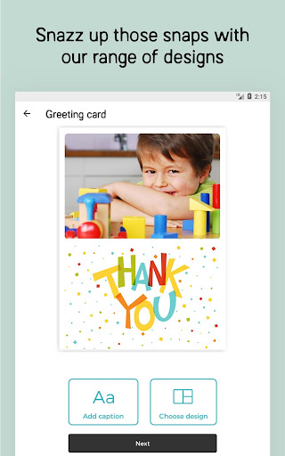 TouchNote: Cards & Gifts 7.4.4 screenshots 9
