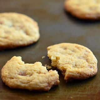 Toffee Drop Cookies