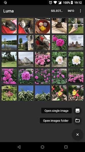 Luma: heic to jpg converter and viewer offline 3.6.6 screenshots 1