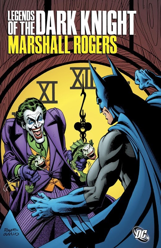 Legends of the Dark Knight: Marshall Rogers (2011)