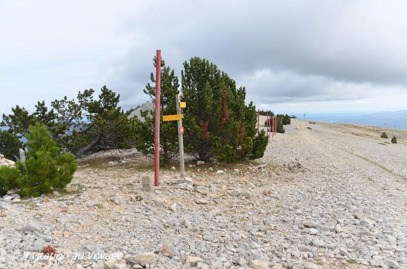 Bifurcation Mont Serein