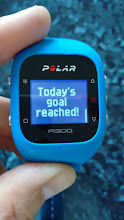 Photo: Today's Activity Goal acheived - gull review of Polar A300 here http://www.heartratemonitor.co.uk/polar-a300-review/