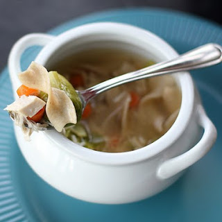 Cheater Chicken Soup