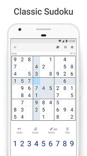 Sudoku.com - Free Game 2.1.6 screenshots 1