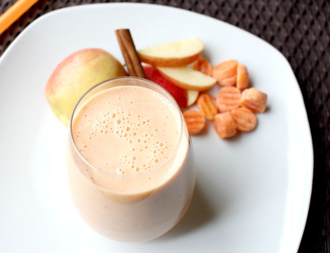 """Healthy """"Dreamsicle"""" Smoothie Recipe"""