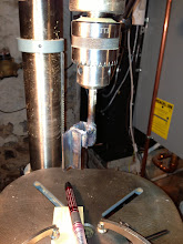 Photo: New mount keyed up on the drill press chuck