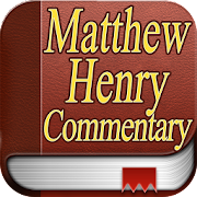 Matthew Henry Commentary Pro  Icon