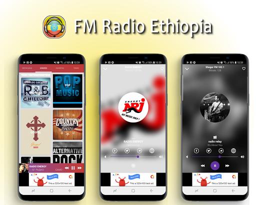 FM Raido Ethiopia - Ethiopian Radio Live App Report on