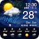 無料天気・雨雲レーダー・台風の天気予報アプリ - Androidアプリ