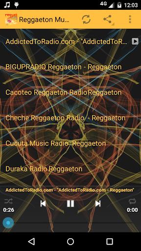 Reggaeton Music ONLINE