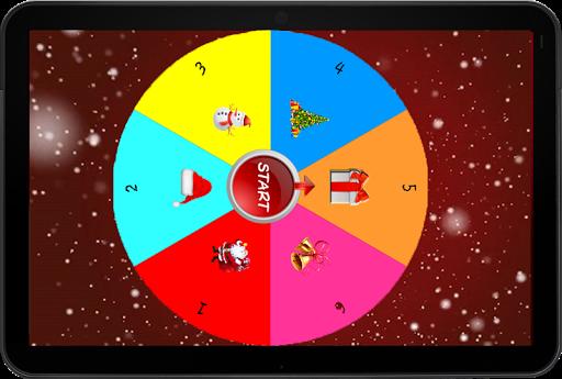 玩益智App|Lucky Wheel Christmas 2016免費|APP試玩