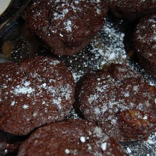 Clementine Chocolate Muffins.