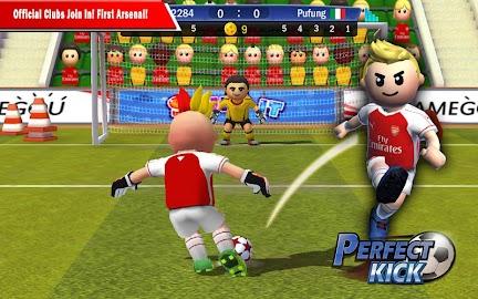 Perfect Kick Screenshot 1