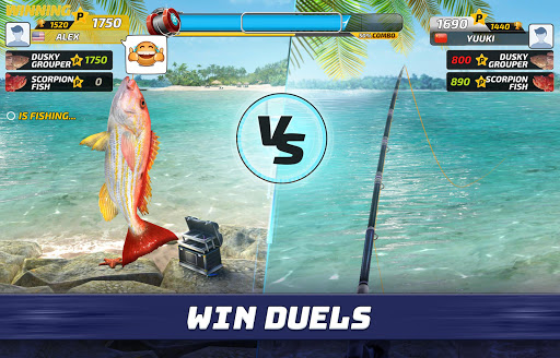 Fishing Clash: Catching Fish Game. Bass Hunting 3D screenshots 9