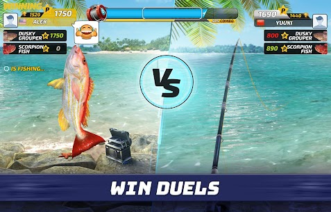 Fishing Clash Mod Apk 1.0.134 Latest (Easy Combo + No Ads) 9