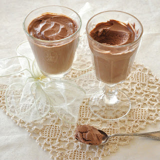 Gordon Ramsay's Mocha Chocolate Mousse.