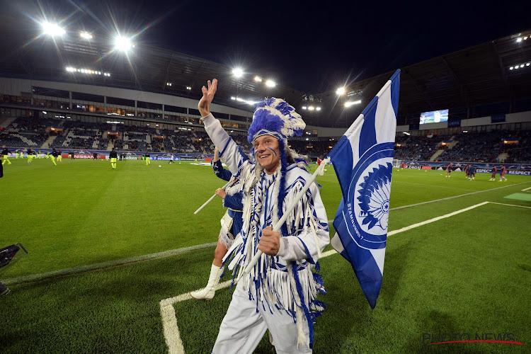Ook voetbalclubs doen mee met de 'steunkousen': Waasland-Beveren en Gent geven het voorbeeld