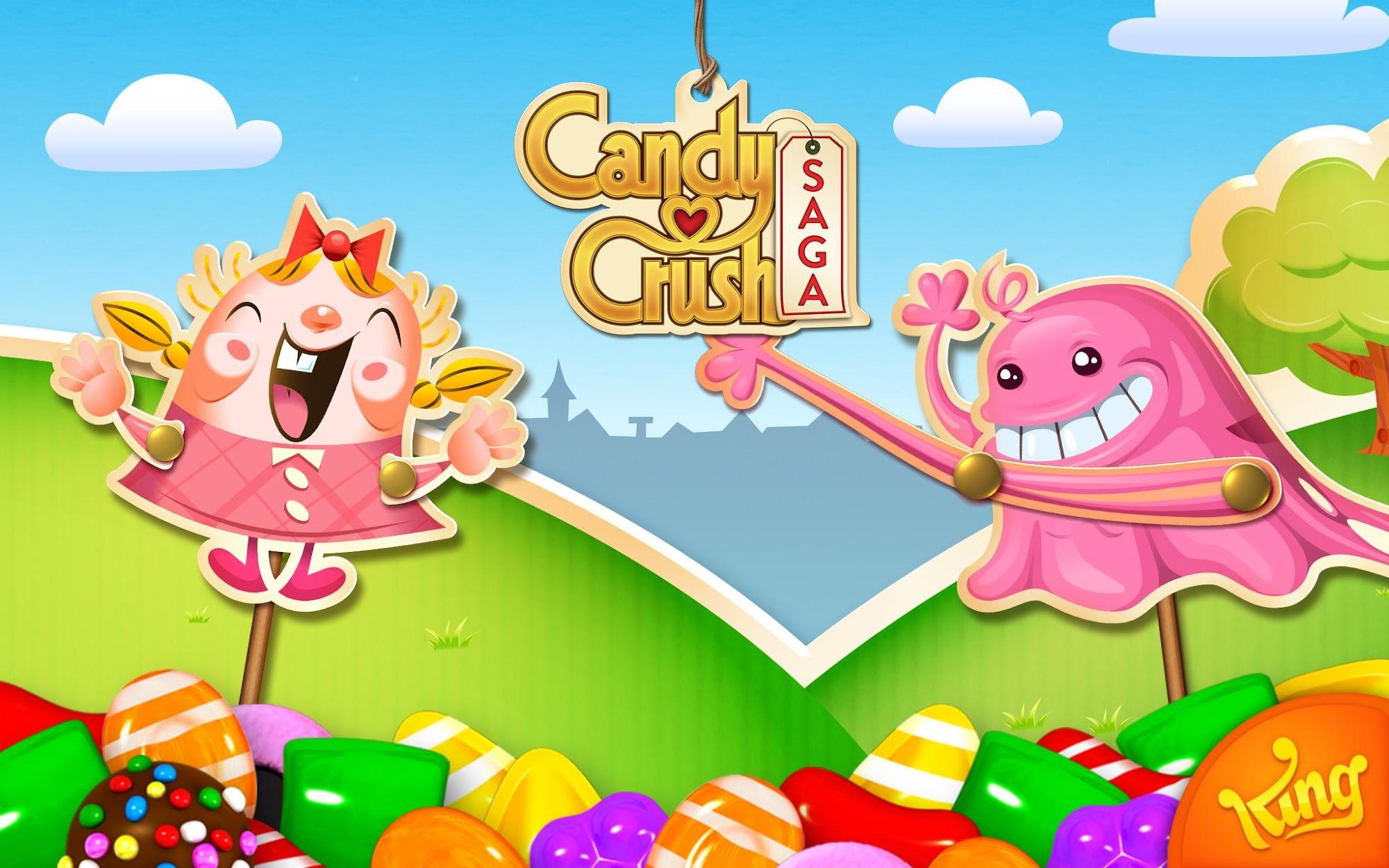 Candy Crush Saga screenshot #11