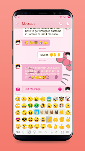 New Emoji for Android 8.1  screenshots 2