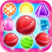 Lollipop Mania: Sweet Puzzle