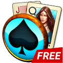 Spades Free - Hardwood Games icon