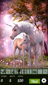 Hidden Object - Unicorns Illustrated Apk Download Free for PC, smart TV