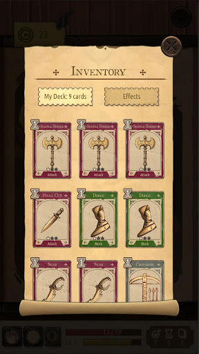 Spellsword Cards: Origins screenshot 12