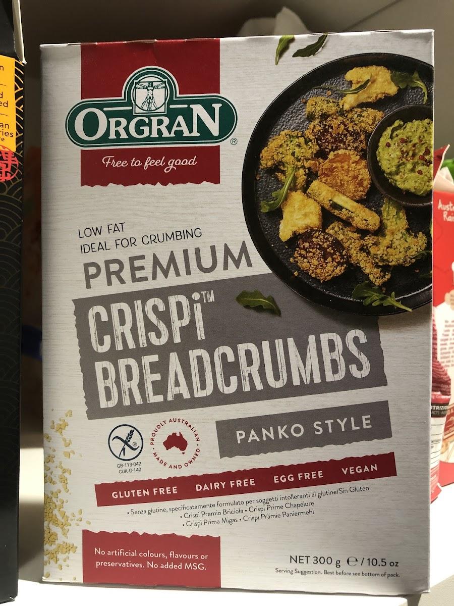 Premium Crisp Breadcrumbs