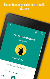 Radio Big Band & Swing Music PRO- screenshot thumbnail