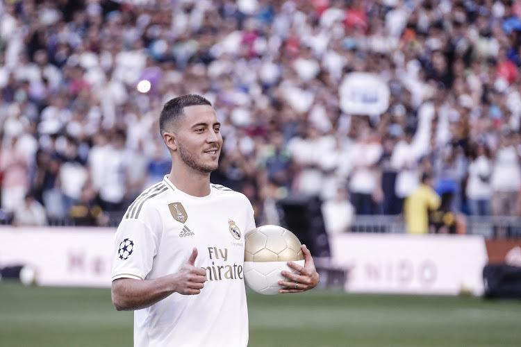 Eden Hazard revient sur son amour pour le Real Madrid et révèle son premier souvenir (Vidéo)