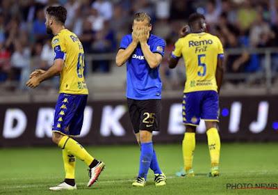 Nouveau faux-pas pour le Club de Bruges : Schrijvers corrige les Blauw en Zwart