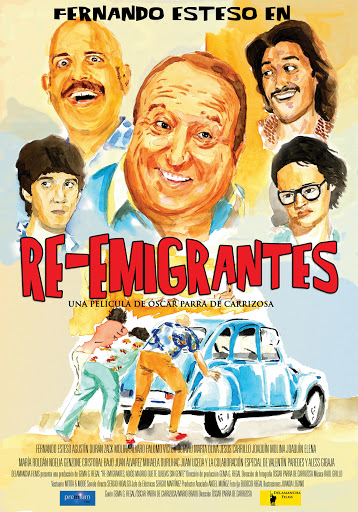 Re-emigrantes Poster
