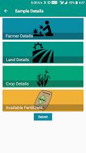 Soil Health Card App, DACF&W screenshot thumbnail