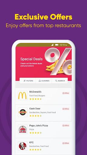 Otlob - Food Delivery 5.6.2 screenshots 3