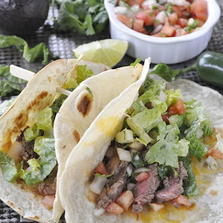 Costa Vida Copycat Steak Tacos