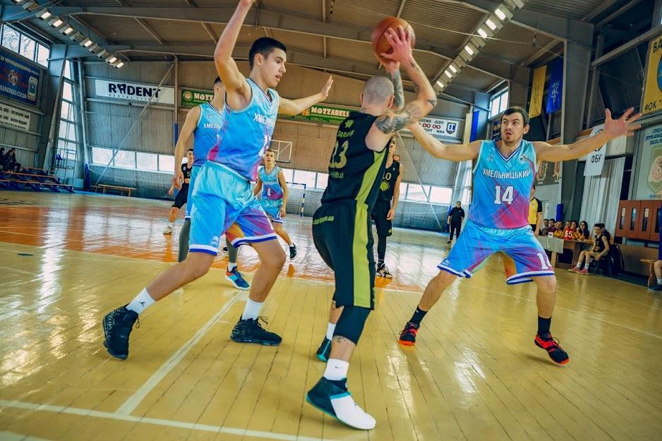 Баскетбол: Чемпіонат України 2019/20. 1 ліга. «CHE-BASKET» — «Хмельницька Політехніка» 68:103. Фото Ірини Химич