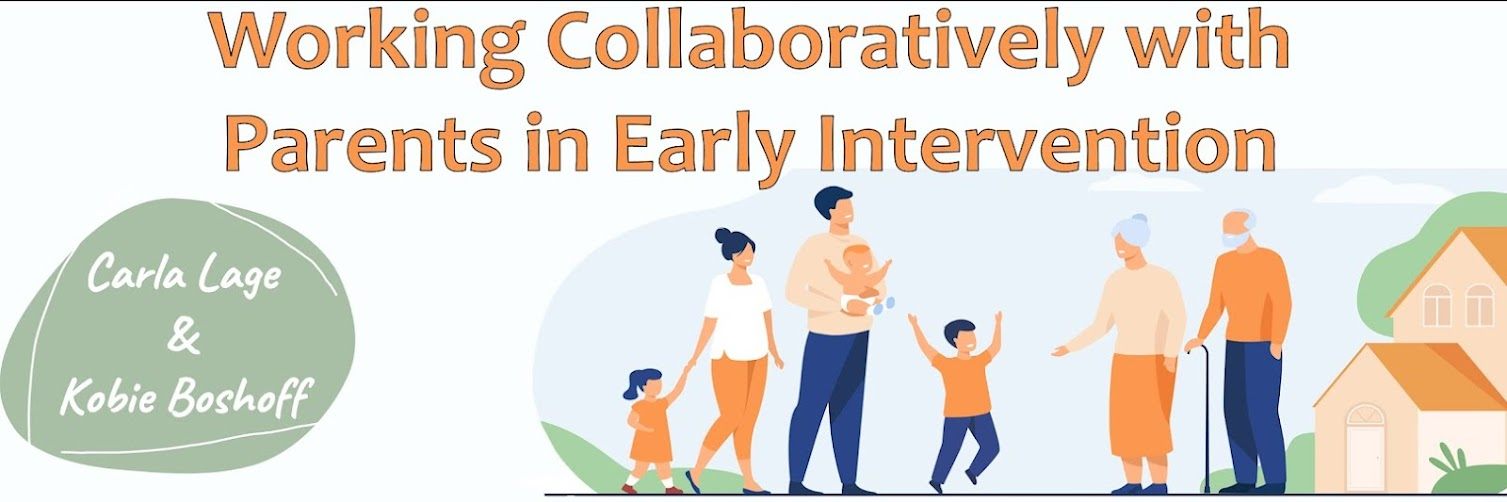 Working collaboratively with parents in Early Intervention