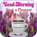 Good morning messages and images Gif APK