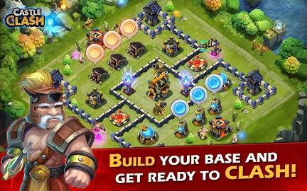Castle Clash: Age of Legends Captura de pantalla 1