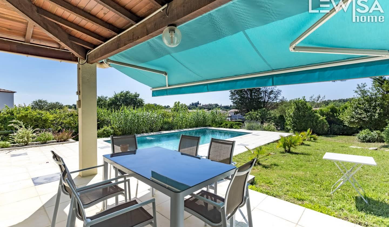 Maison avec piscine Saint-Drézéry