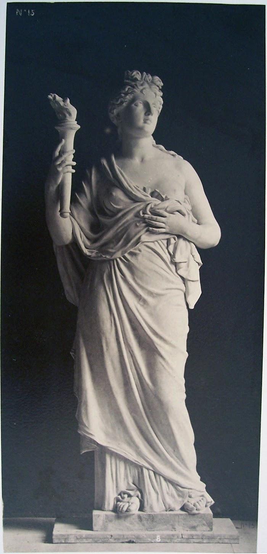 Louis-Emile Durandelle, Le Nouvel Opera de Paris, Statues Decoratives, Jean Didier Début, Passion, 1875