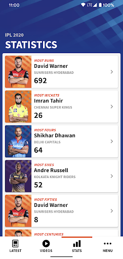 IPL 2020 screenshots 5