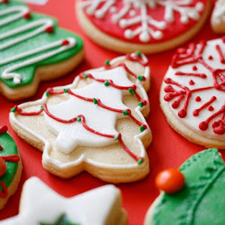 Royal Icing Recipe for Decorating Cookies.