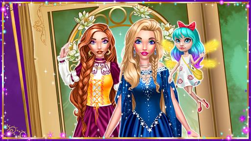 Magic Fairy Tale - Princess Game  screenshots 5