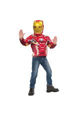 Barndräkt Iron man