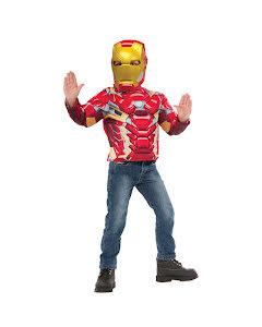 Barndräkt, Iron man